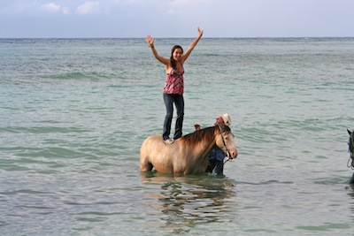 Best Caribbean Island - St Croix horseback riding