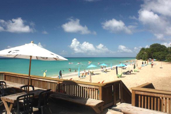 Rainbow Beach St Croix
