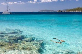 Best Caribbean Vacation - St Croix Snorkeling