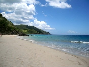 St Croix Beaches Top 10