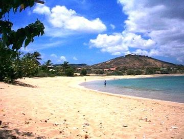 Shoys Beach St Croix