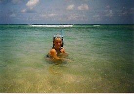 St Croix Activities - Buck Island snorkeling